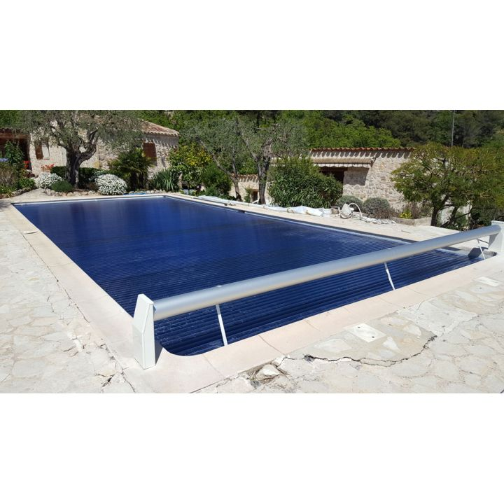 Volet Roulant Piscine Silver Roll