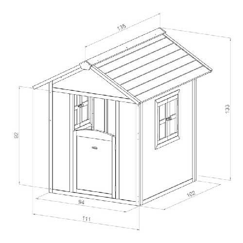 cabane-enfant-jardin-lodge-dimensions