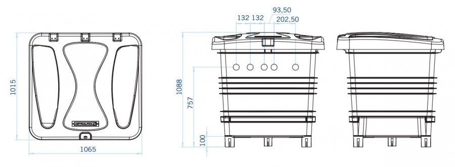 local technique ramses equip distripool. Black Bedroom Furniture Sets. Home Design Ideas