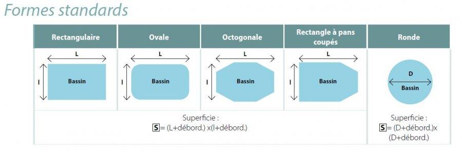 forme standard intersup