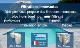 filtration piscine filtrinov