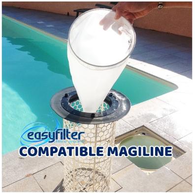 poche filtration easyfilter magiline