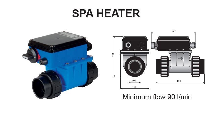 cotes-rechauffeur-electrique-spa