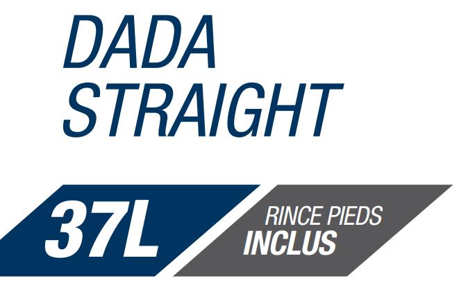 dada straight