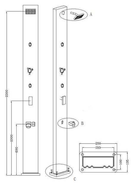 plan-douche-solaire-design
