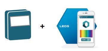 compostuin kit ASYS LED