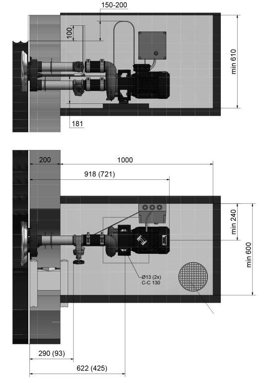dimensions ncc JET SWIM 1200