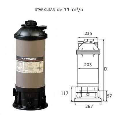 filtre-a-cartouche-hayward-star-clear-11-m3-h-distripool