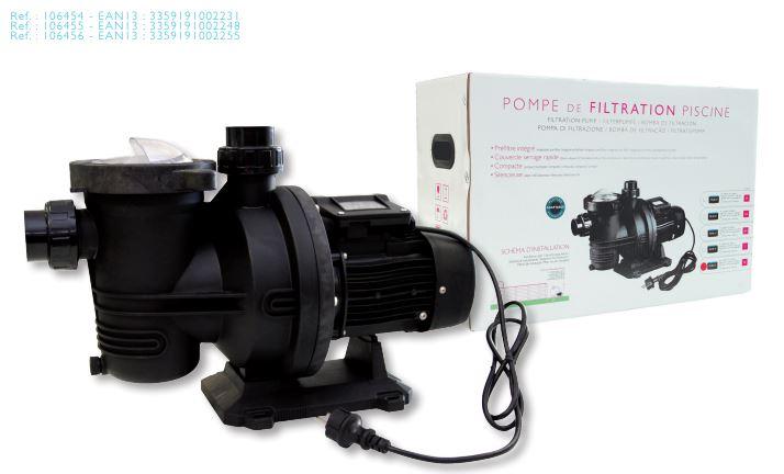 Pompe filtration PREMIUM argument