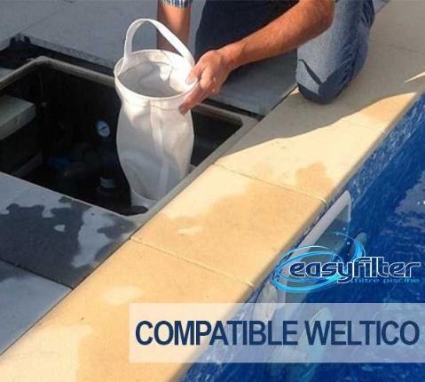 poche easy filter compatible weltico