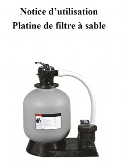 Logo Notice - Platine Filtration Luxe