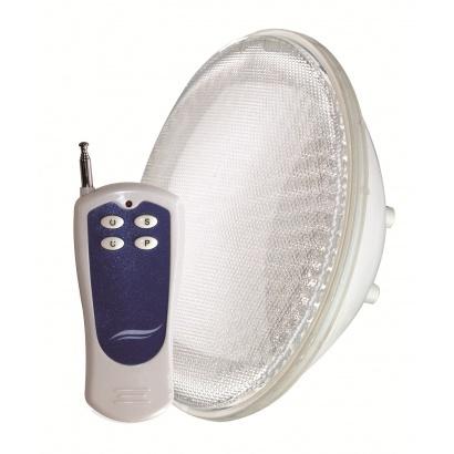 lampe led piscine et telecomande