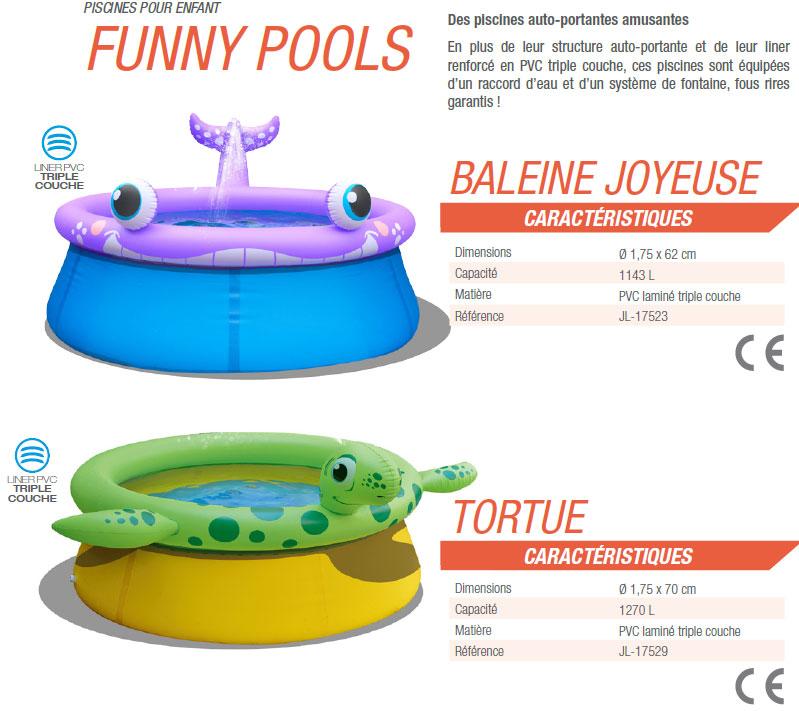 piscine hors sol pour enfant jilong distripool. Black Bedroom Furniture Sets. Home Design Ideas
