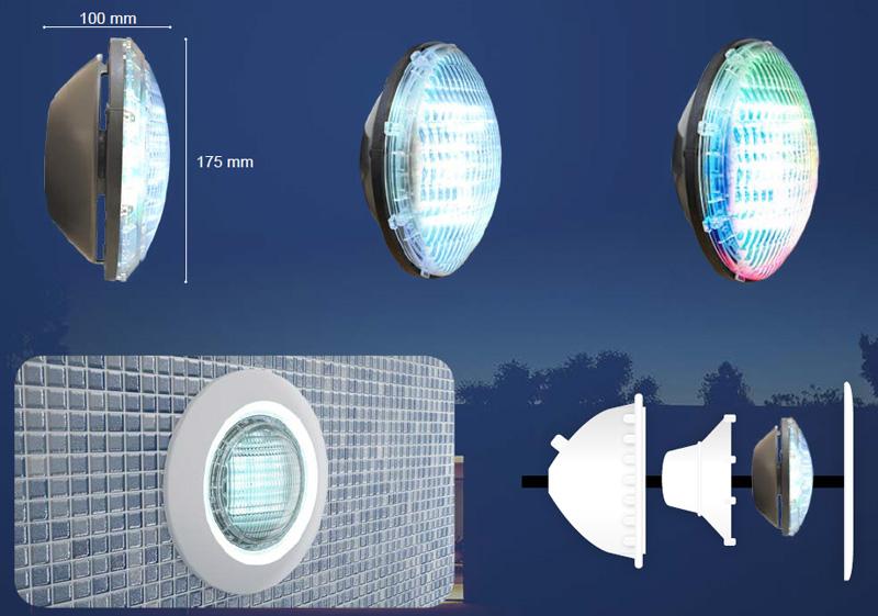 dimensions-lampe-LED-par56-Eolia