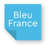 coloris bleu france