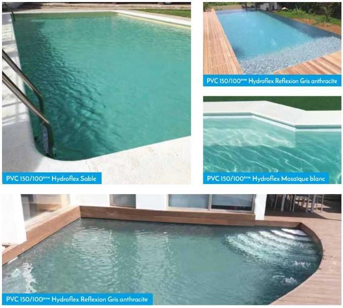 collection hydroflex verni RELIEF en eau