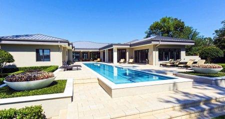 liner piscine arme bleu adriatique