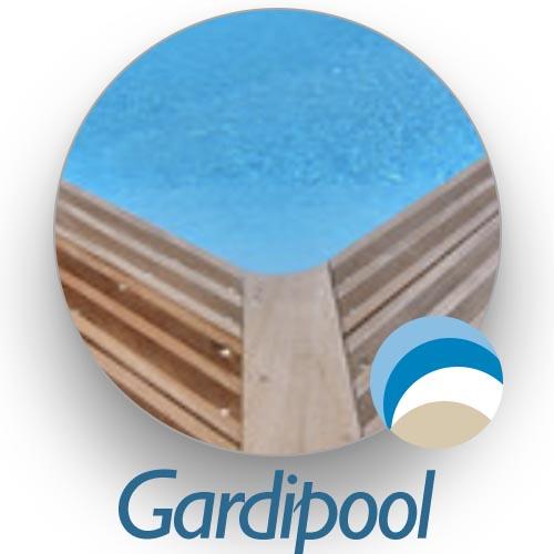 Liner piscine bois Gardipool