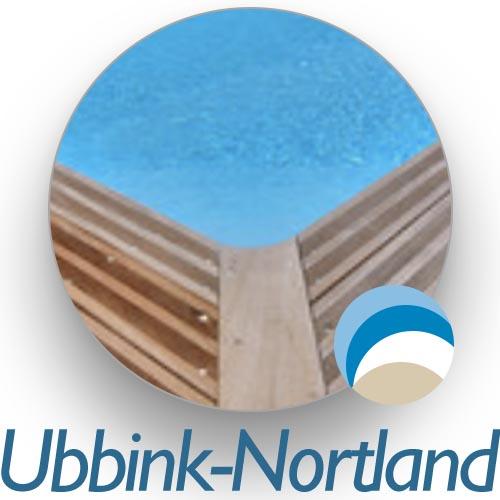 Liner piscine bois UBBINK NORTLAND
