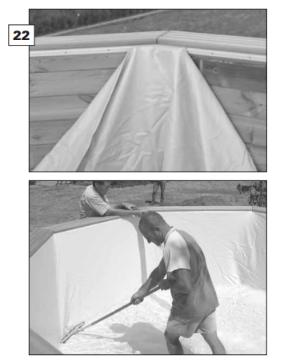 pose liner piscine bois gardipool 3