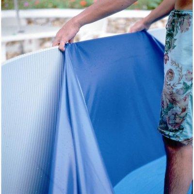accrochage piscine liner gre