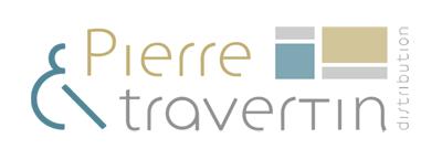 logo pierre travertin