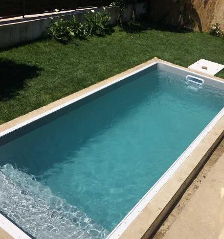 petite piscine en polystyrene