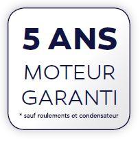 moteur garantie mgd