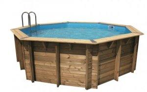 piscine bois OCEA 510 -
