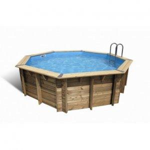 piscine bois ocea 430 cm
