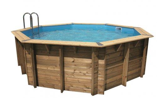 piscine bois OCEA 510