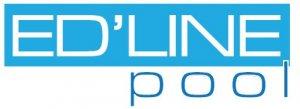 logo ED LINE POOL