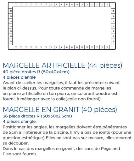 Margelle SPARTE 6