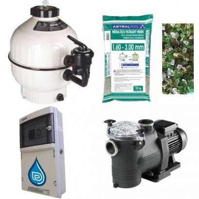 kit filtration ASTRAL