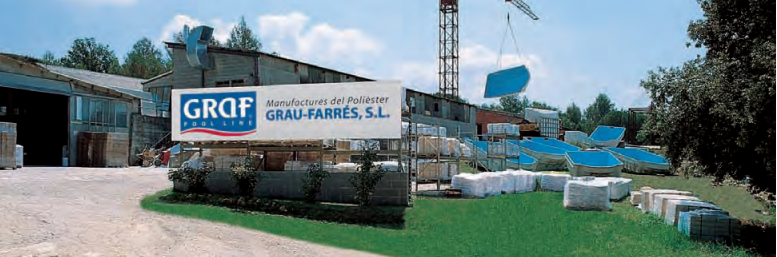 photo entree usine GRAF coque