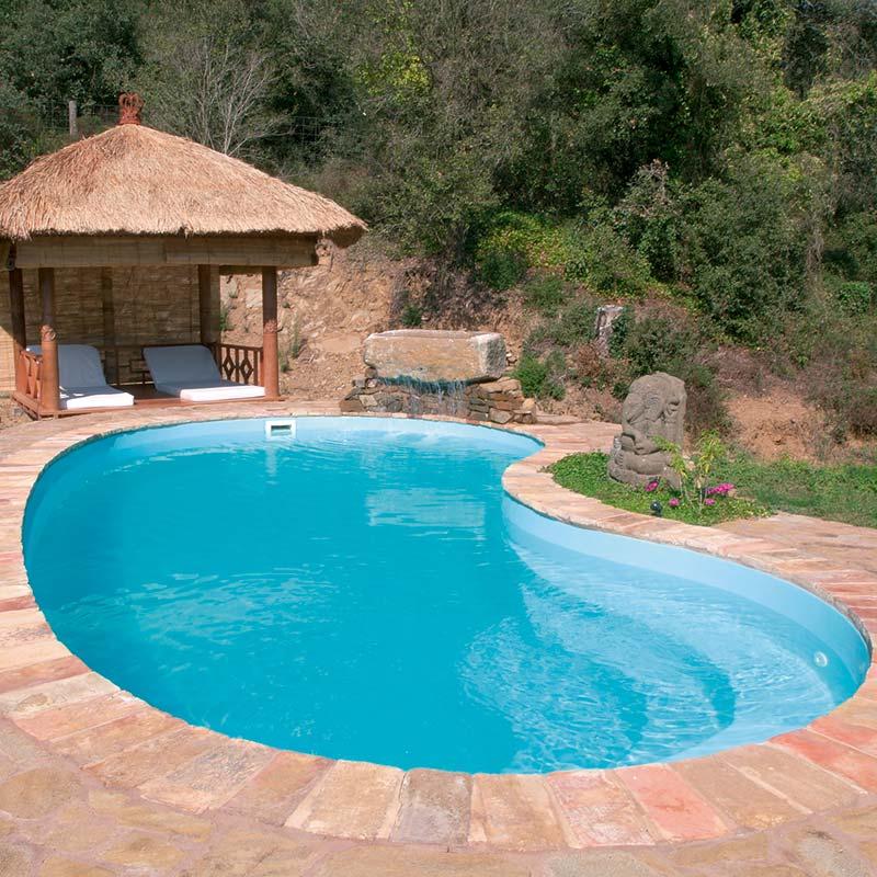 piscine coque GRAF-75
