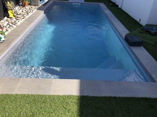 piscine coque graf TAMARIU 1