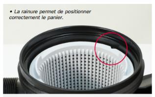 detail panier pompe Silver espa