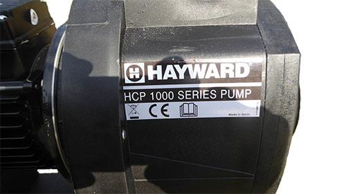 pompe hayward_ details