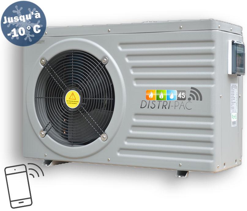 pompe chaleur piscine distripac-4S-new
