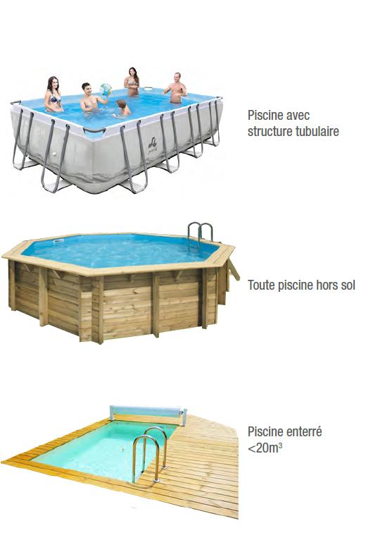 NANO special piscine hors sol