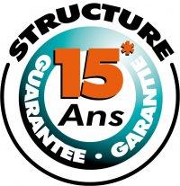 structure ubbink garantie piscine bois