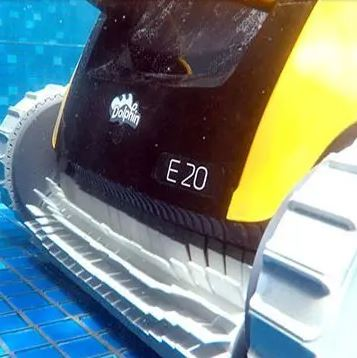 brossage actif dolphin robot