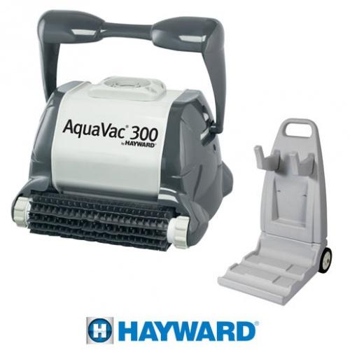 hayward-aquavac-300-brosses-picots-chariot-de-transport