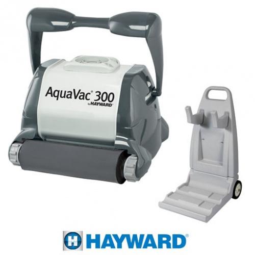 hayward-aquavac-300-quick-clean-mousse-chariot