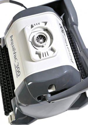 robot aquavac 300  vue dessus