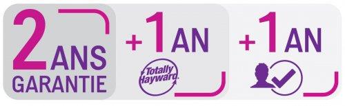 garantie 4 ans hayward OV300