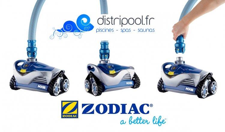 image robot piscine MX 6 zodiac