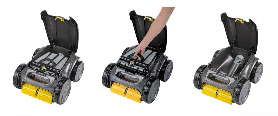 entretien facile robot vortex OV3400