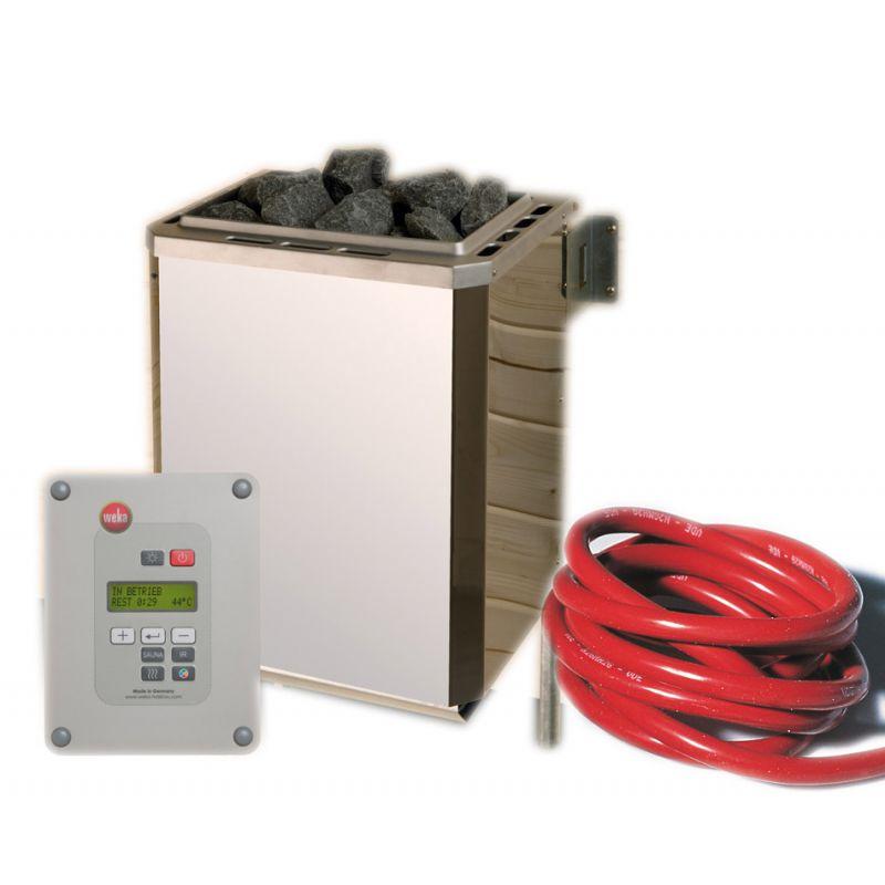 poele-sauna-45-kw-220-230v-ou-380-400v-weka-boitier-de-commande-cable-et-pierre